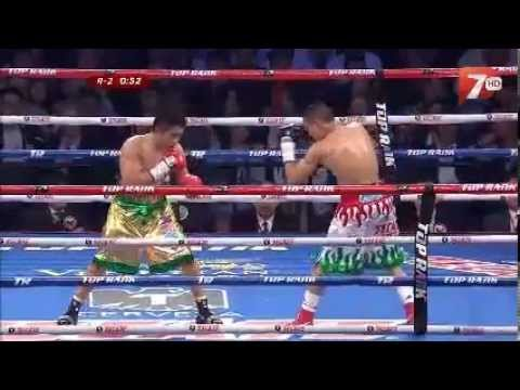 "Juan Francisco ""Gallito"" Estrada vs Brian ''Hawaiian Punch'' Viloria"