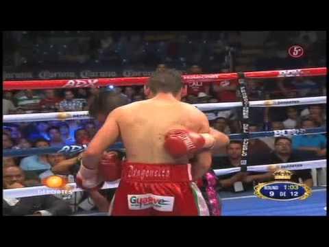 "Mario ""Dragoncito"" Rodriguez vs Takayama Katsunary"