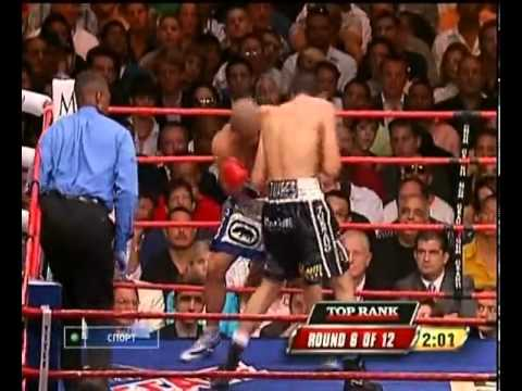 "Miguel ""Junito"" Cotto vs Antonio ""Tony"" Margarito"