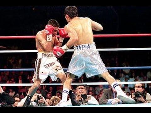 "Marco Antonio Barrera vs Erik ""Terrible"" Morales I"