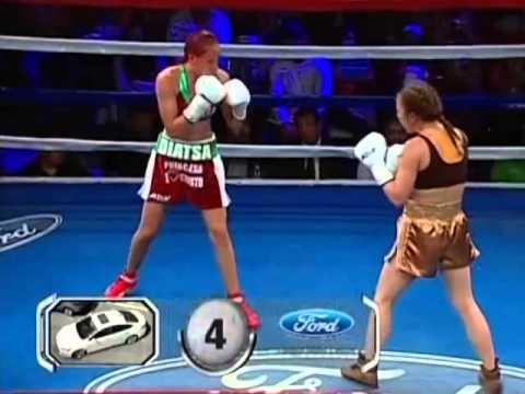 "Joselyn ""Princesa Tapatia"" Arroyo vs Momoko ""Supernova"" Kanda"