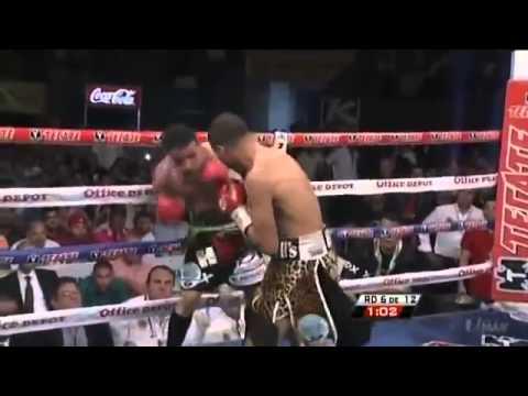 """Giovani """"El Guerrero Azteca"""" Segura vs Hernán """"Tyson"""" Márquez"""