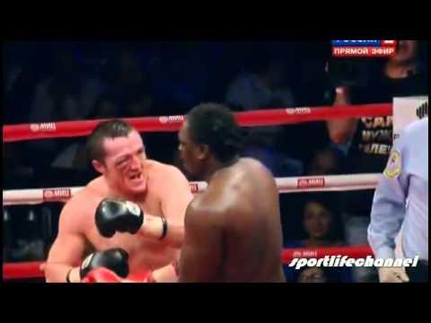 """Denis Lebedev vs Guillermo """"El Jefe"""" Jones"""