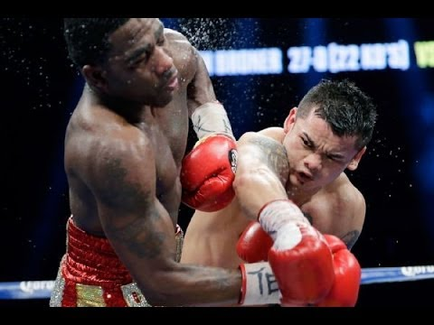 "Marcos ""El Chino"" Maidana vs Adrien ""The Problem"" Broner"
