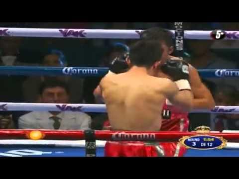 """Adrian """"Confesor"""" Hernandez vs Atsushi Kakutani"""