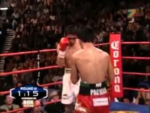 """Erik """"El Terrible"""" Morales vs Many """"Pac Man"""" Pacquiao I"""