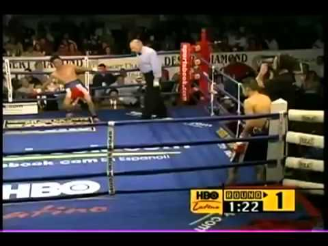 "William ""Chirizo"" Gonzalez vs Jhonny Gonzalez"