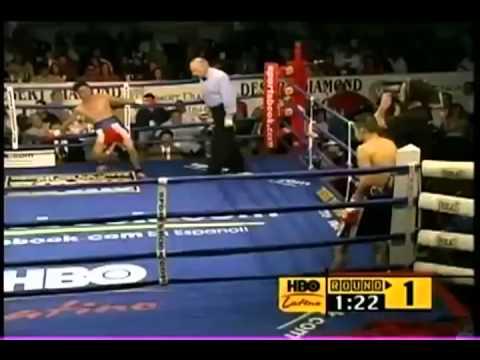 """William """"Chirizo"""" Gonzalez vs Jhonny Gonzalez"""