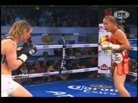 "Alesia ""The Tigress"" Graf vs Zulina ""Loba"" Muñoz II"