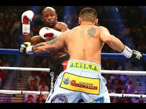 "Marcos ""El Chino"" Maidana vs Floyd ""Money"" Mayweather"