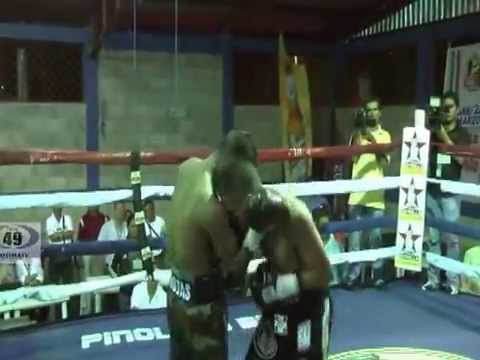 "Ricardo ""Torito"" Perez vs Byron ""Gallito"" Rojas"