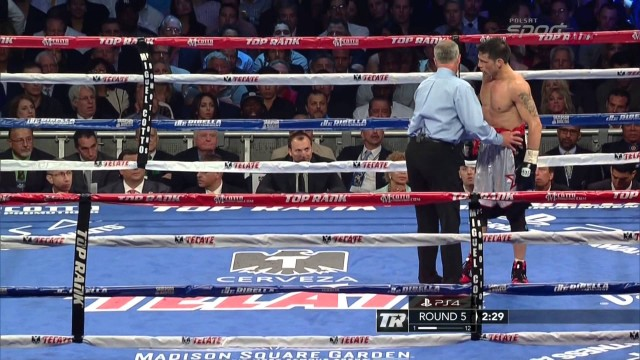 "Sergio ""Maravilla"" Martínez vs Miguel Angel Cotto"