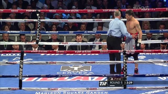 """Sergio """"Maravilla"""" Martínez vs Miguel Angel Cotto"""