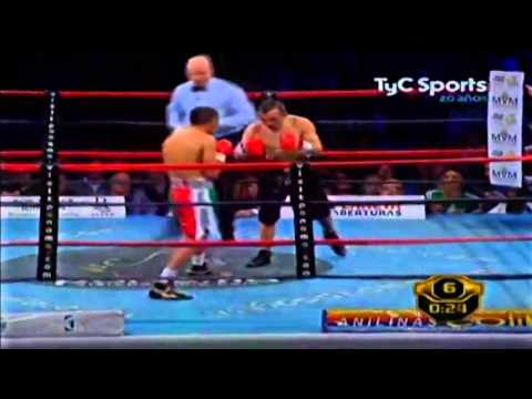 """Omar """"El Huracan"""" Narvaez vs Felipe """"GAllito"""" Orucuta II"""