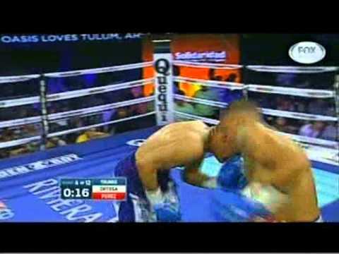 """Ricardo """"Torito"""" Perez vs Carlos """"Arañita"""" Ortega"""