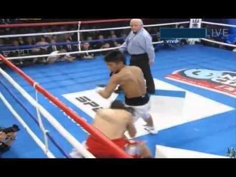 "Omar Andres ""Huracán"" Narvaez vs Naoya ""Monster"" Inoue"